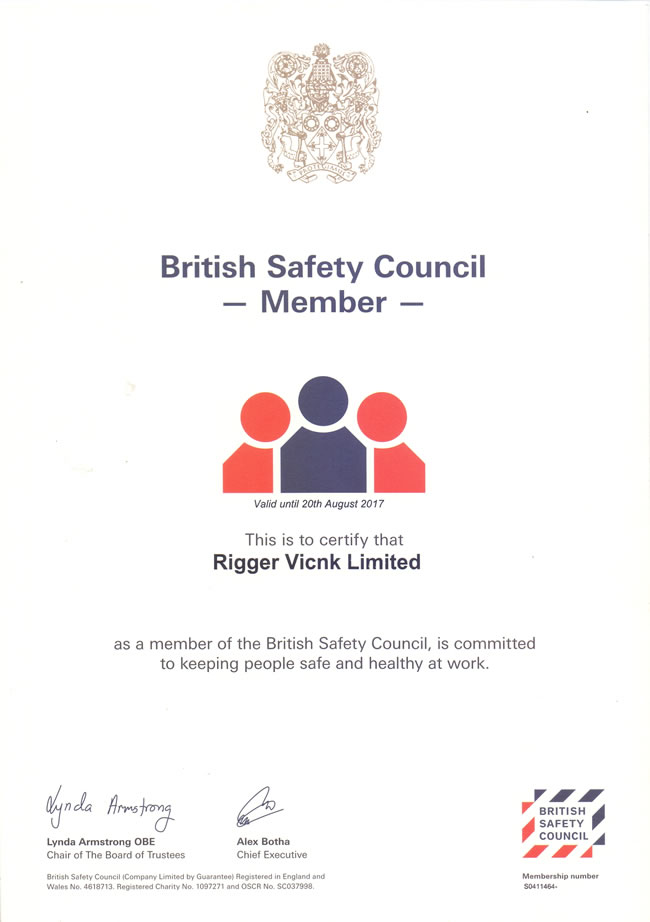 British-Safety-Certificate